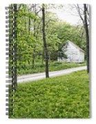 School Days Spiral Notebook