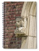 School Sholar Spiral Notebook
