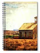 Schoolhouse 1 Spiral Notebook