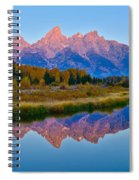 Schwabacher Dawn Spiral Notebook