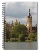 Schwerin Palace - Germany Spiral Notebook