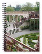 Schwerin The Orangery Spiral Notebook