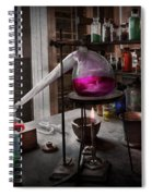 Science - Chemist - Chemistry For Medicine  Spiral Notebook