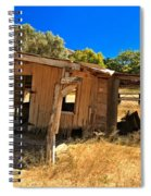 Scorpion Ranch Remnants Spiral Notebook