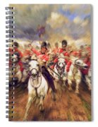 Scotland Forever  Spiral Notebook