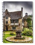 Scotney Castle 4 Spiral Notebook