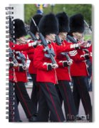 Scots Guards Spiral Notebook