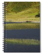 Scottish Light 2 Spiral Notebook