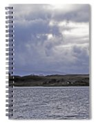 Scottish Storm Spiral Notebook