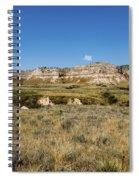 Scotts Bluff National Monument - Scottsbluff Nebraska Spiral Notebook