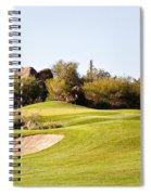 Scottsdale Golf Spiral Notebook