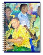 Scotty Spiral Notebook