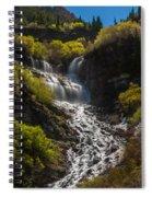 Scout Falls Spiral Notebook