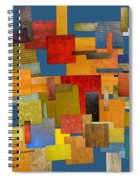 Scrambled Eggs Lv Spiral Notebook