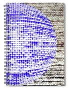 Screen Orb-30 Spiral Notebook