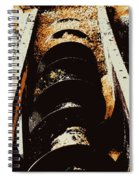 Screw Archimedes 2 Spiral Notebook