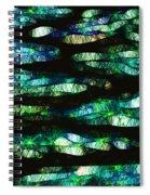 Scribble Doodle  Spiral Notebook