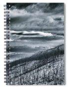 Land Shapes 27 Spiral Notebook
