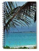 Sea Breeze Spiral Notebook