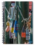 Sea Buoy's Spiral Notebook