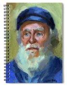 Sea Captain 1 Spiral Notebook