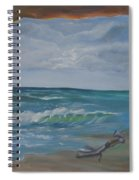Sea Cave Spiral Notebook