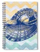 Sea Shell-c Spiral Notebook