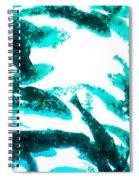 Sea Dreams 4 Spiral Notebook