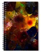 Sea Flowers And Mermaid Gardens Spiral Notebook