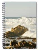 Sea Foam Spiral Notebook