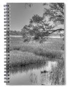 Sea Island Spiral Notebook