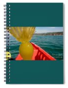 Sea Kayaking Find Spiral Notebook