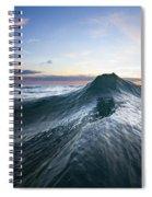 Sea Mountain Spiral Notebook