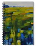 Sea Of Grass Spiral Notebook