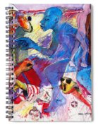 Sea Of Hate Spiral Notebook