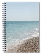 Sea Of Italy Spiral Notebook