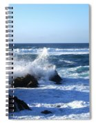 Sea Spray Spiral Notebook