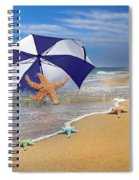 Sea Star Celebration  Spiral Notebook