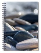 Sea Stones  Spiral Notebook