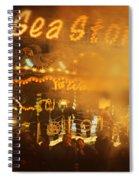Sea Storm Spiral Notebook