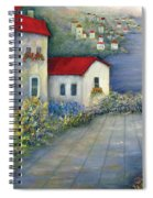 Sea Terrace Spiral Notebook