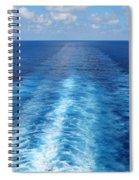 Sea Trails Spiral Notebook