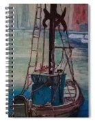 Sea Worthy Spiral Notebook