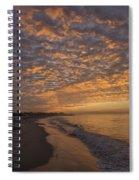 Seabright Sunrise Spiral Notebook