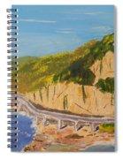 Seacliff Bridge Spiral Notebook