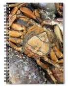 Seafood Spiral Notebook