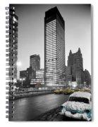 Seagram Building Spiral Notebook