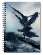 Seagull Grace Spiral Notebook