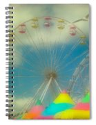 Seagull's Delight Spiral Notebook
