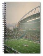 Seahawks Stadium 2 Spiral Notebook